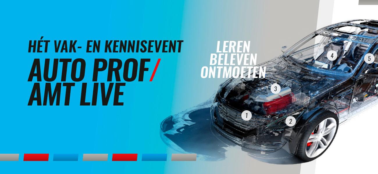BEZOEK ONS OP DE AUTO PROF 2018