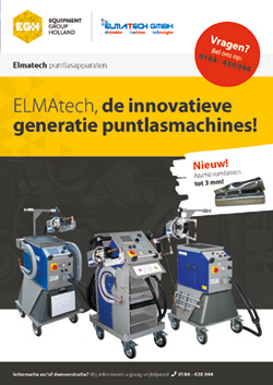 ELMAtech puntlasmachines