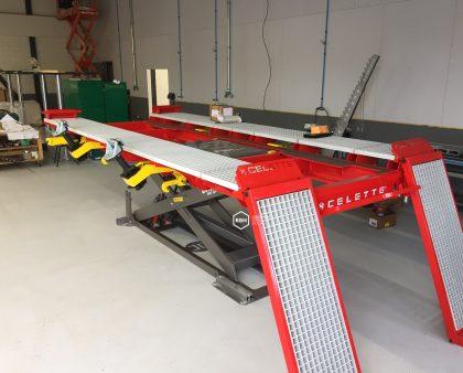 Celette levering