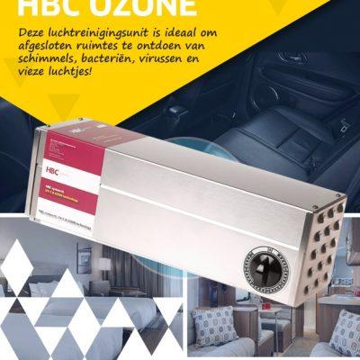 OZON Portable luchtreiniger