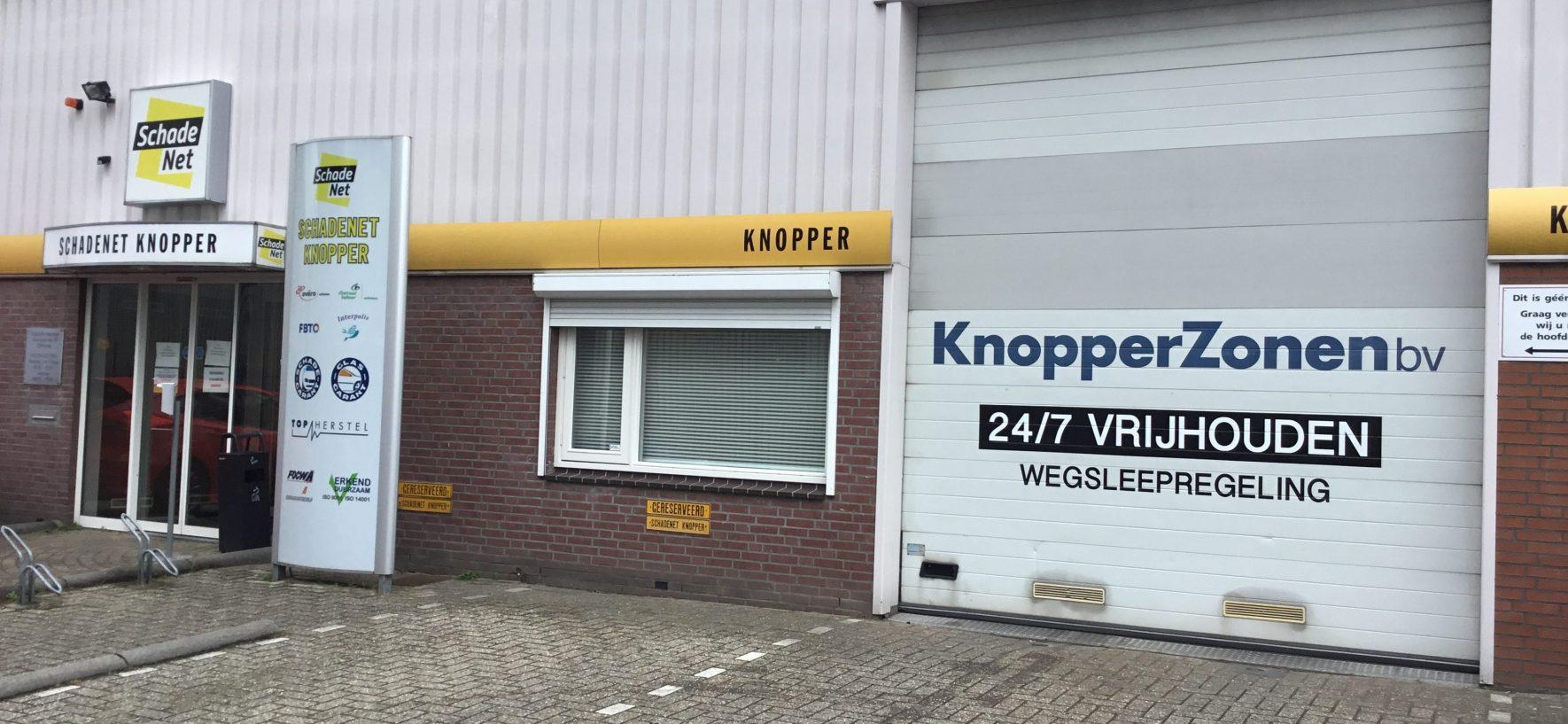 Schadenet Knopper